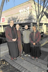 SE Buddist Monks
