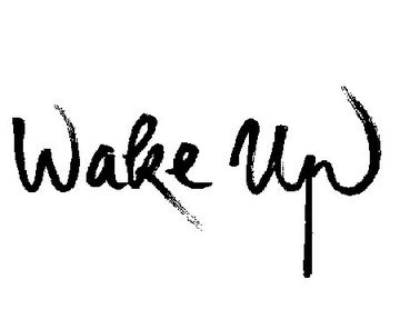 Image result for thich nhat hanh calligraphy wake up