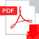 pdf download logo