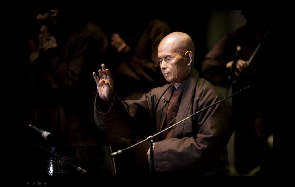 Thich Nhat Hanh Hong Kong Compassion Chant 2