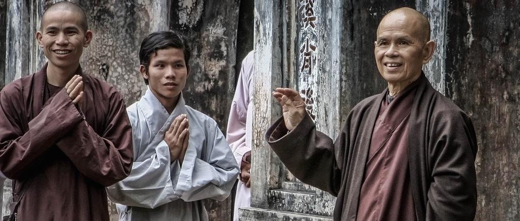 Thich Nhat Hanh – Plum Village
